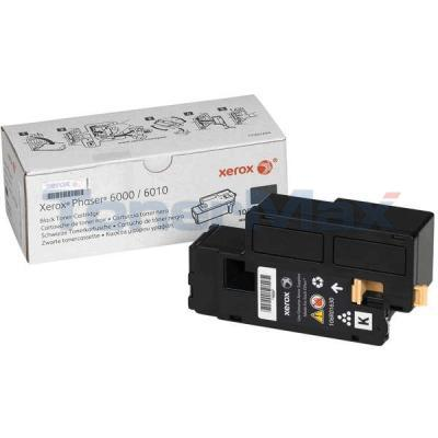 XEROX PHASER 6000 TONER CARTRIDGE BLACK